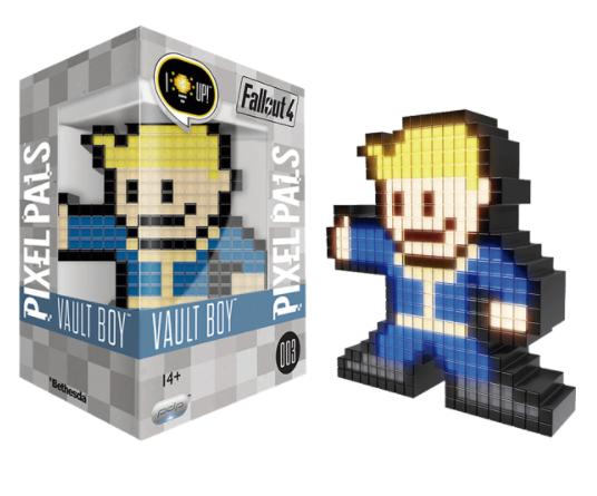 Pixel Pals figuras iluminadas solo 6.6€