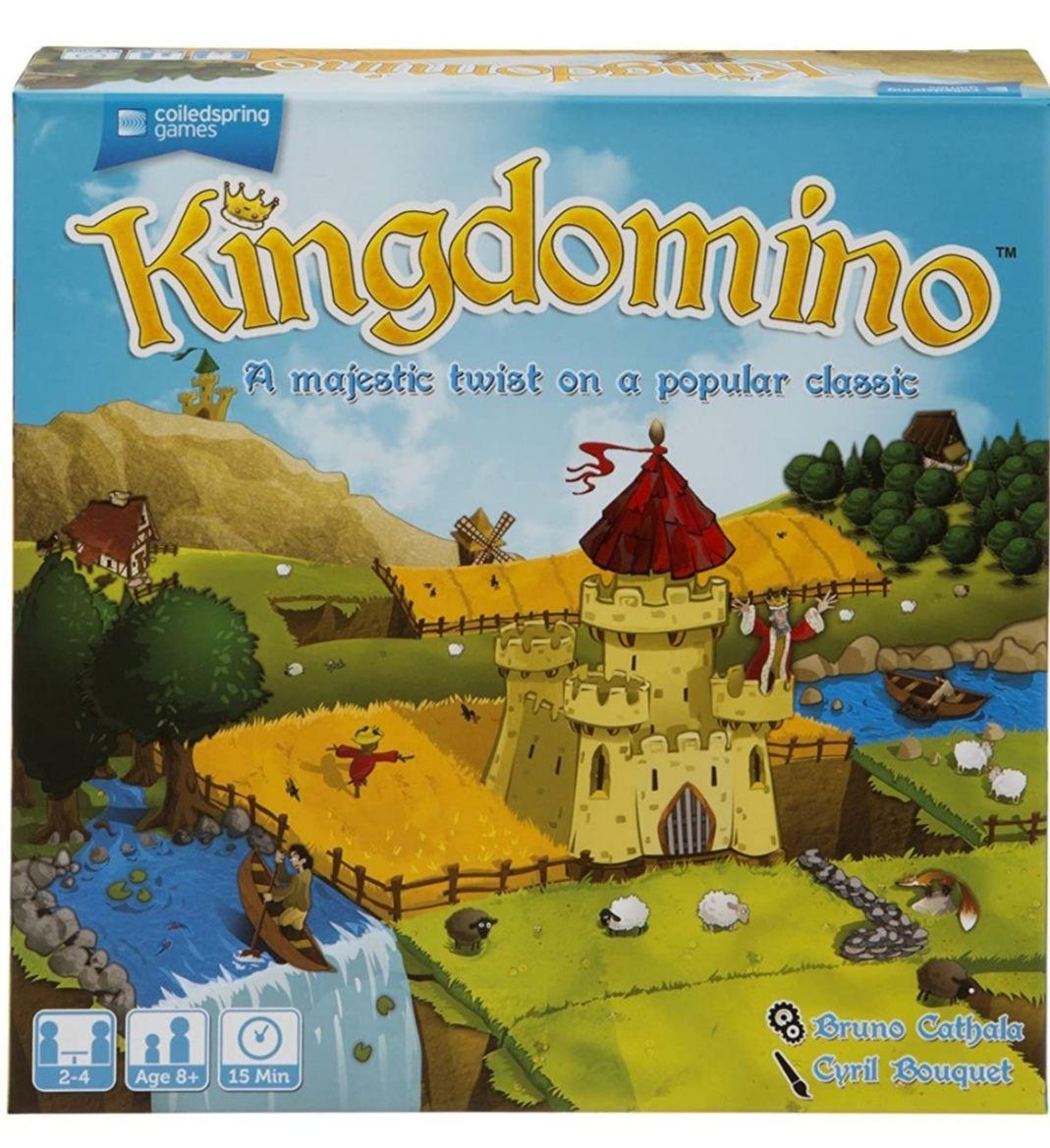 Juego de mesa Kingdomino version inglés