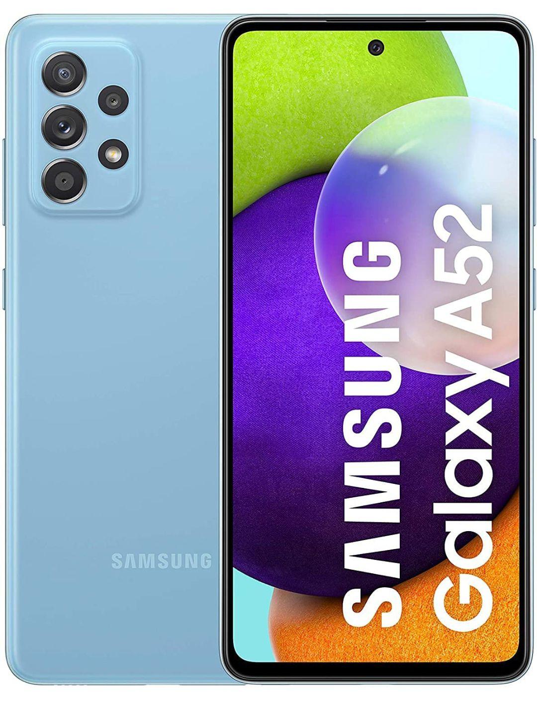 Samsung Galaxy A52, 256-8GB