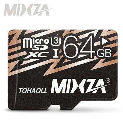 MIXZA TOHAOLL U3 Micro SD  -  64GB