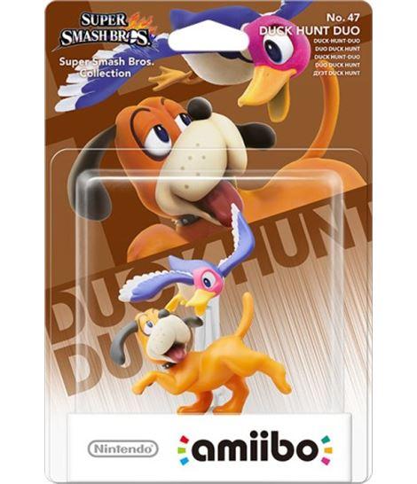 Amiibo - Super Smash: Duck Hunt Duo