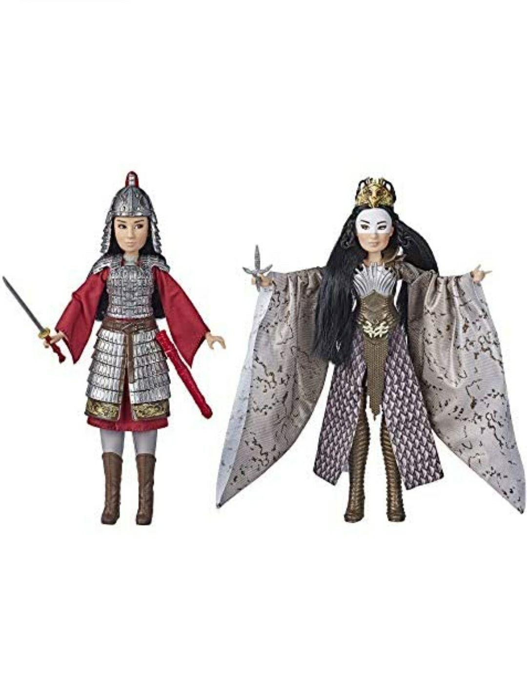 Disney Princess- Mulan y Xianniang (Hasbro E86915L0). Envio e impuestos incluidos.
