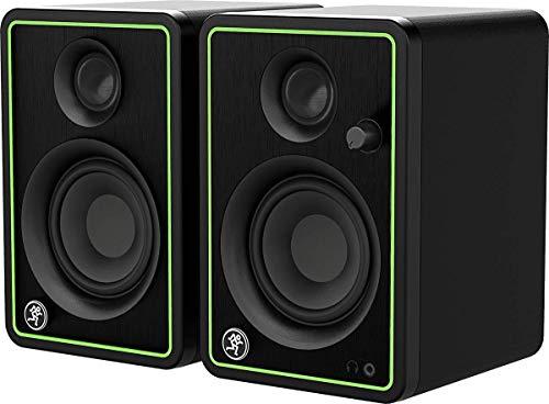 Monitores de estudio y multimedia Mackie CR3-XBT