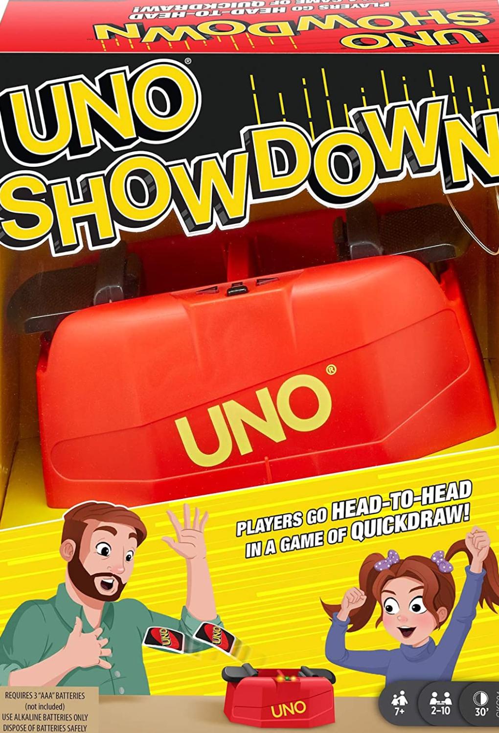 Mattel Games Showdown (GKC04)