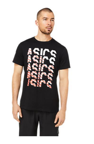 TALLAS M a XL - Pack 2 Camisetas ASICS GPX ASICS FADE por solo 13.50€