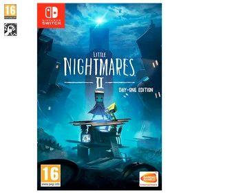 Little Nightmares II Day One para Nintendo Switch. [Alcampo ZENIA BOULEVARD]
