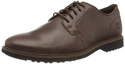 Zapatos marrones piel cordones Timberland Talla 44,5