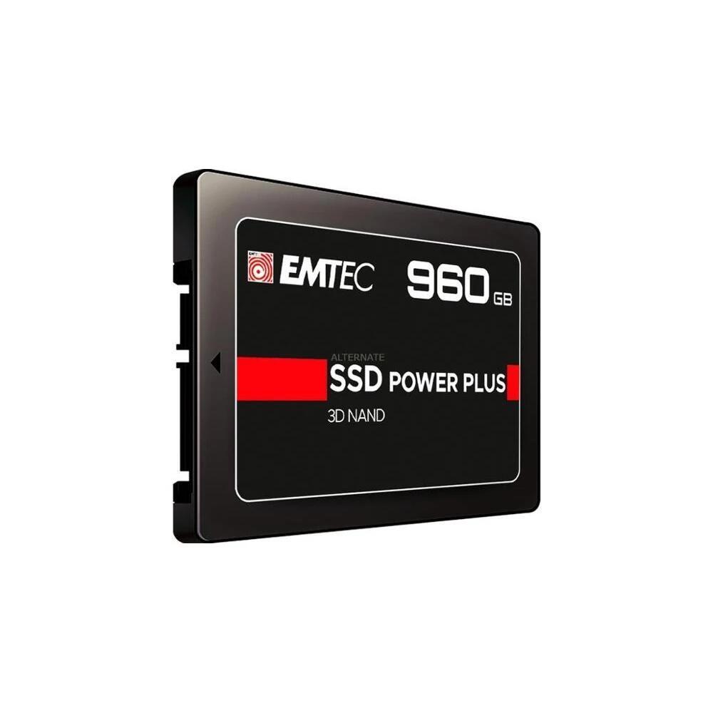 SSD Emtec 960GB desde España (Plaza) por solo 69€ (leer descripción)