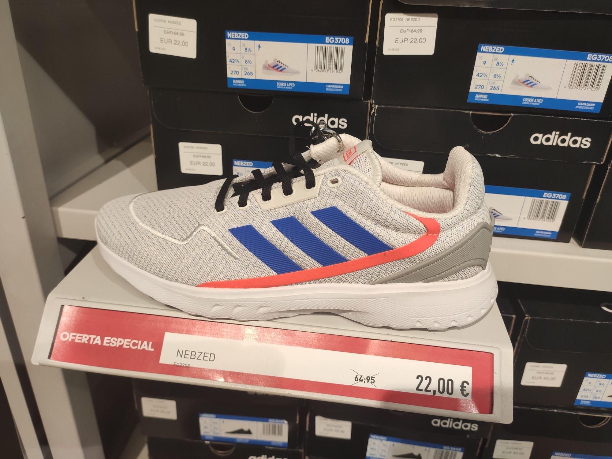 Zapatillas Adidas Nebzed