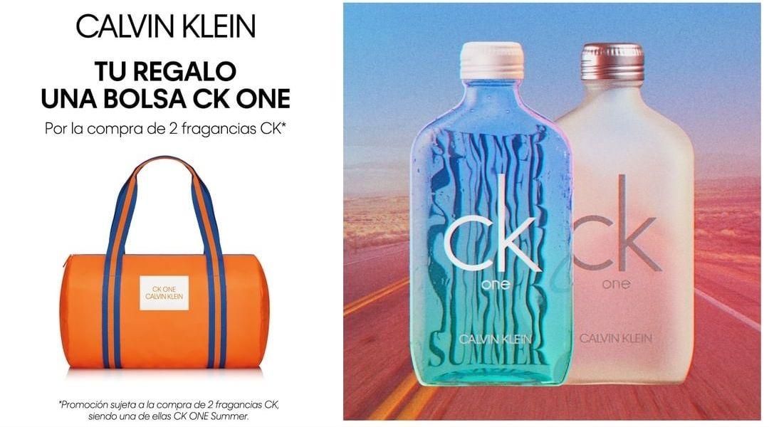 Eau de Toilette CK One Summer 100 ml Calvin Klein