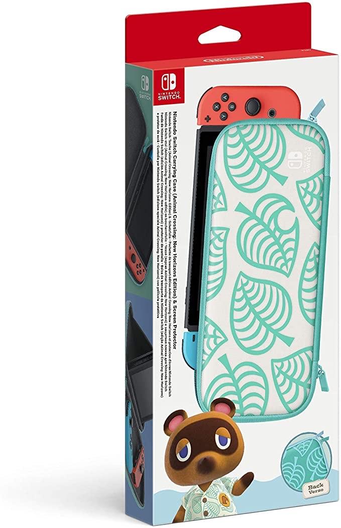 Funda Nintendo Switch Animal Crossing por solo 9€