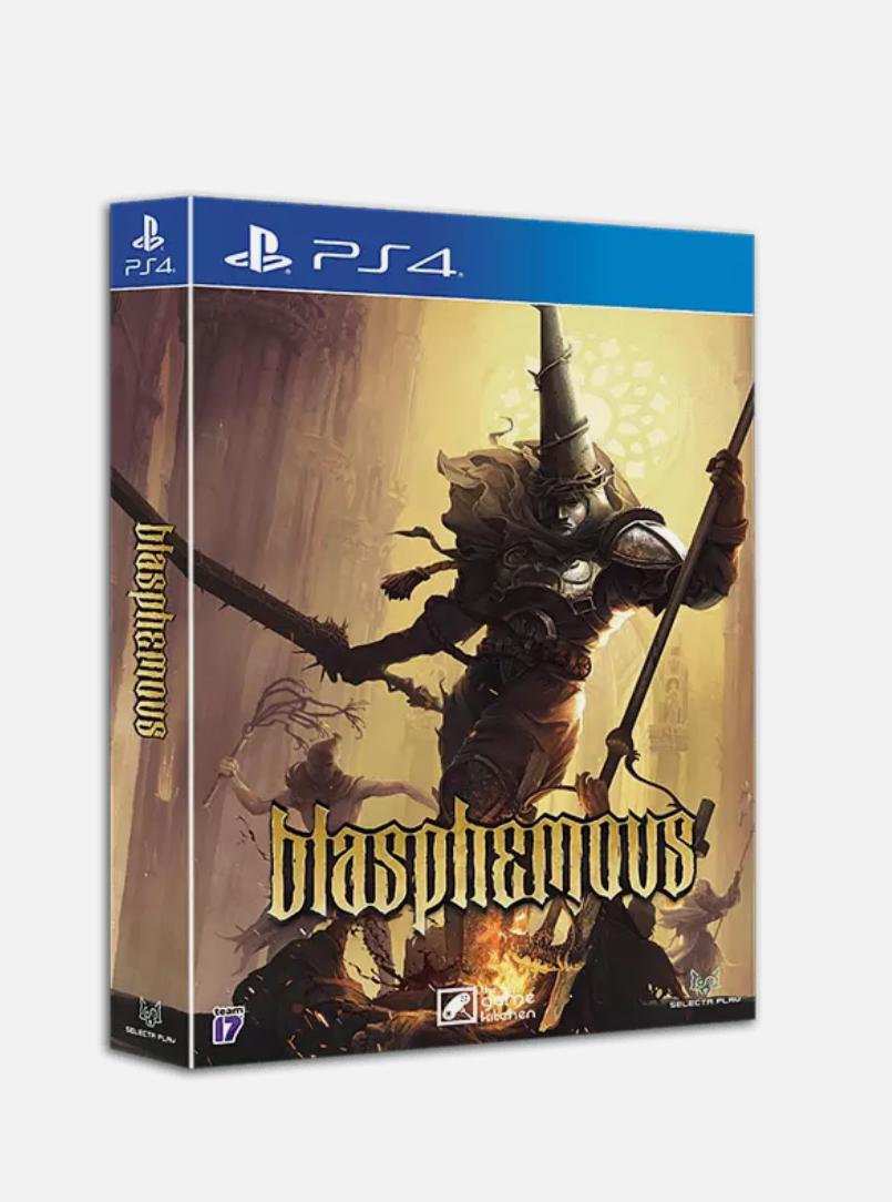 PS4 Blasphemous (Ed. Coleccionista)