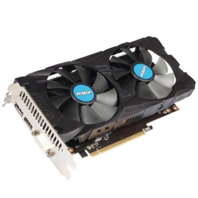 Yeston Radeon RX 460