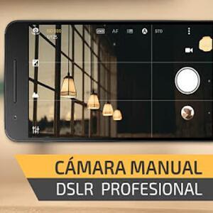 DSLR Cámara profesional [Android]