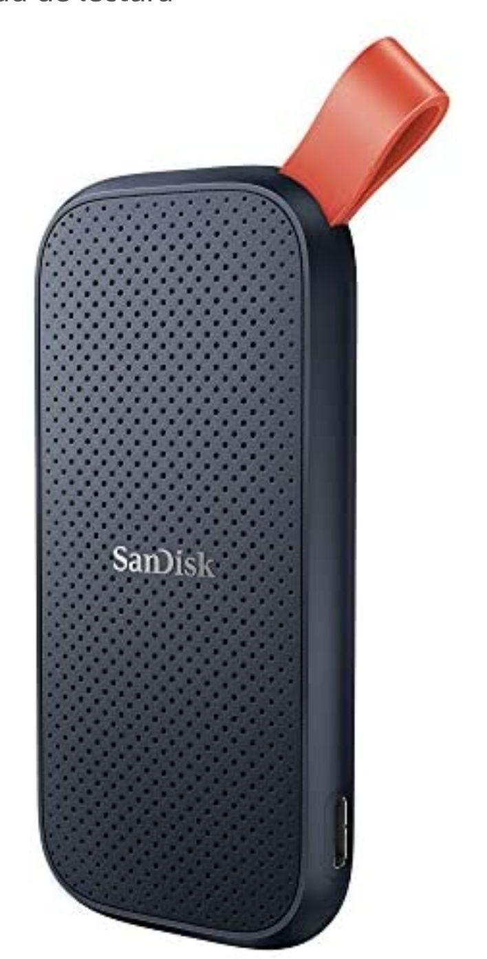 SanDisk Portable SSD de 480GB, hasta 520MB/s velocidad de lectura (3 años garantía)