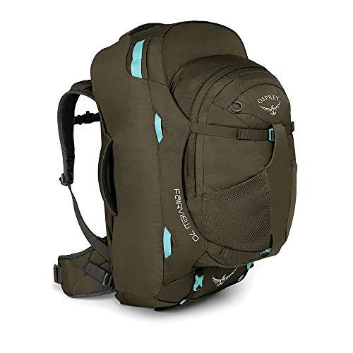 Set mochila de viaje Osprey Fairview 70Litros 2 en 1 Mujer