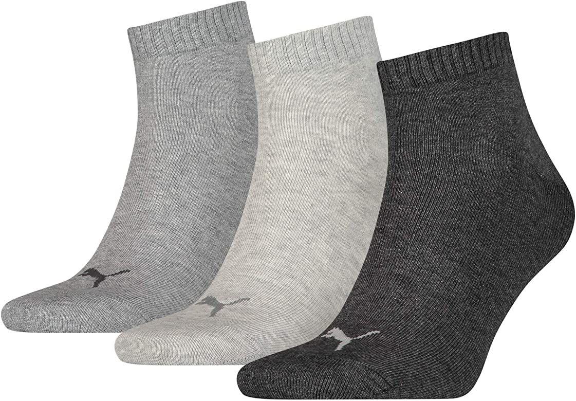 Pack 3 pares de calcetines Puma (tallas 35-38)