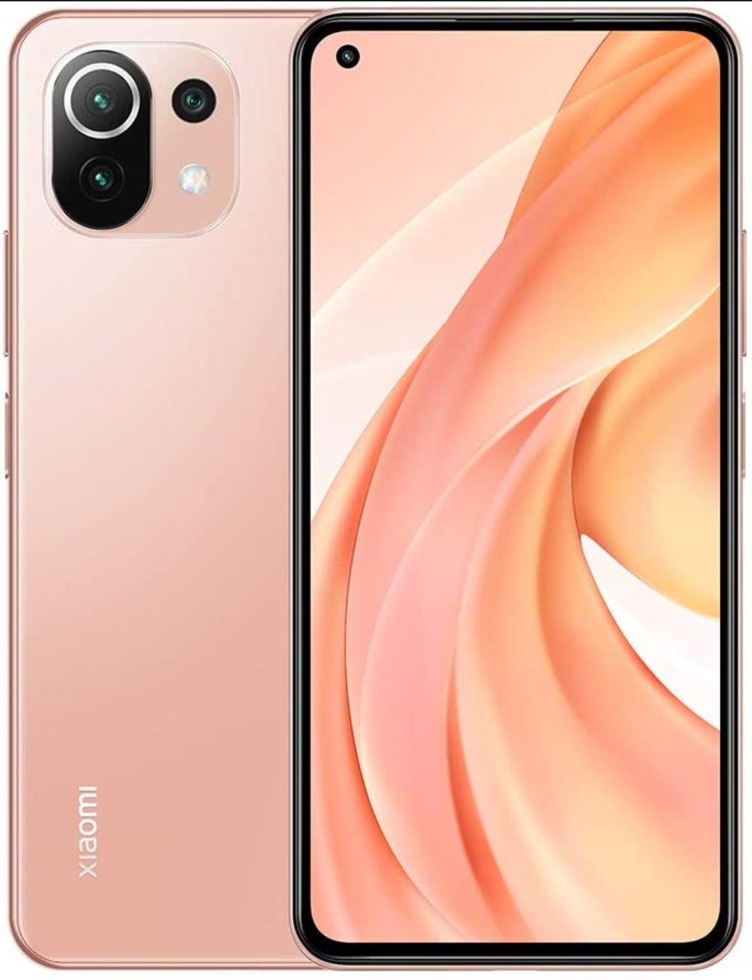 Xiaomi Mi 11 lite Rosa 128GB (Amazon)