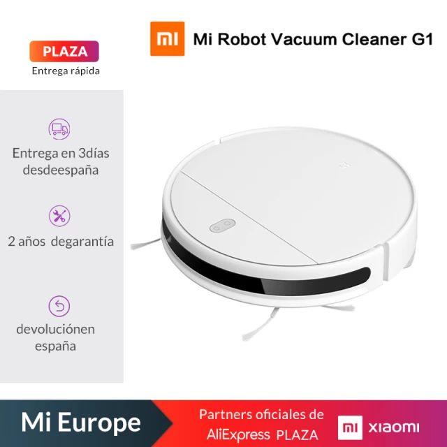 Xiaomi MIJIA-Robot aspirador G1