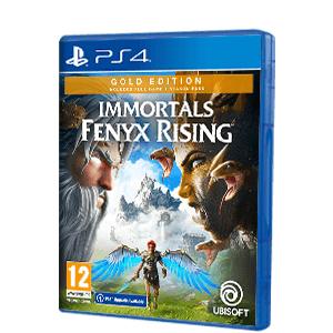 Inmortals Fenys Rising Gold Edition PS4 (Envío gratis con recogida en tienda)