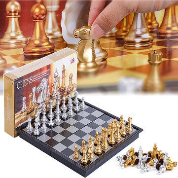 Juego de ajedrez medieval XANES de 32 piezas