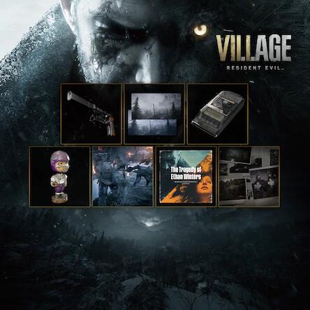 Resident Evil Village - Trauma Pack [Steam, Alienware]