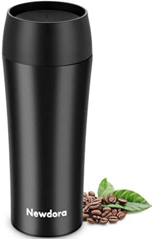 Termo [Caliente/Frío] 380ml sin BPA Botella de Acero Inoxidable. (+ Colores en Descripción)