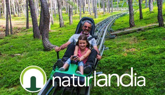 Descubre Naturlandia (Andorra) Entradas al Parque + Noches de hotel 4* + Desayunos+ Cancela gratis desde solo 46€ (PxPm2)