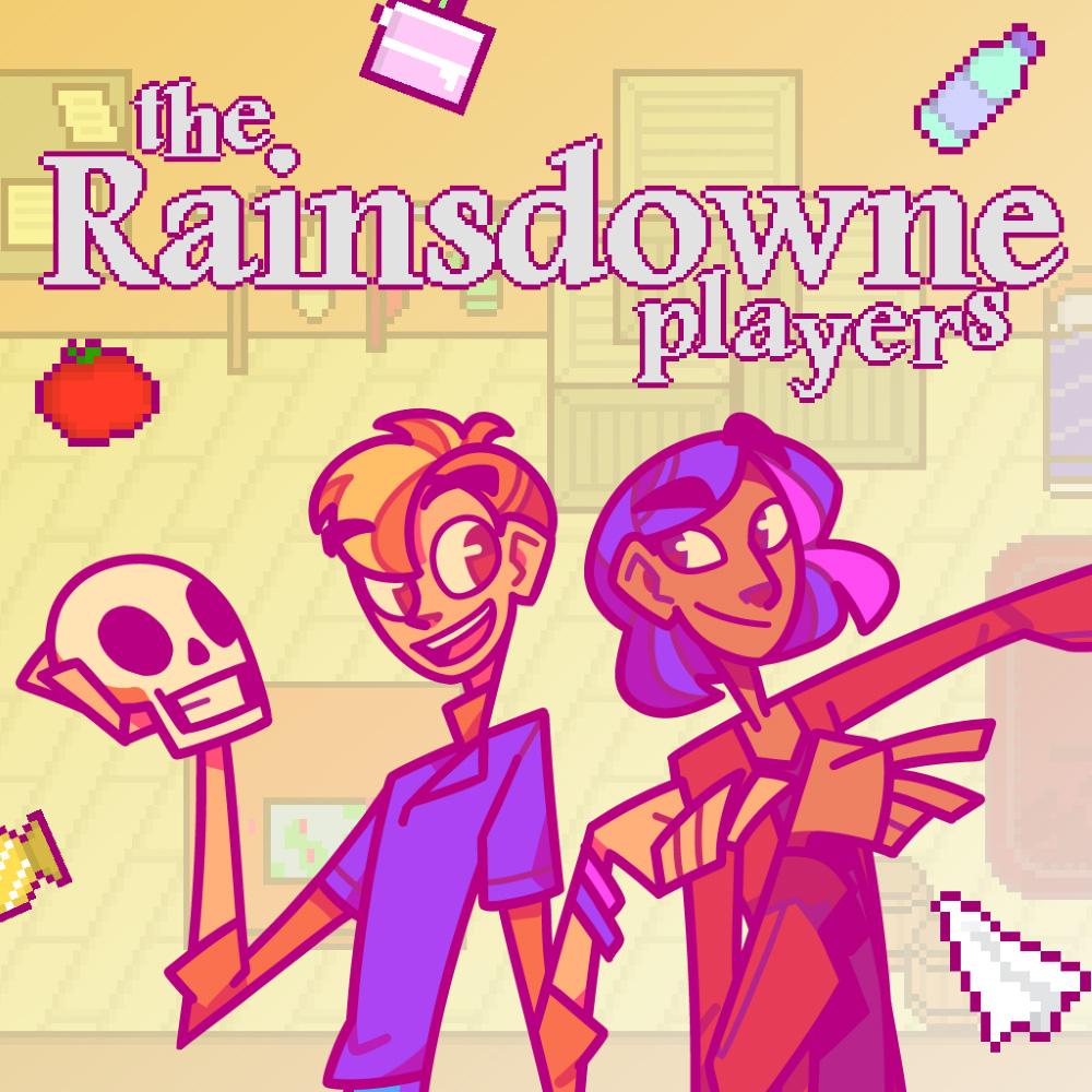 The Rainsdowne Players [Nintendo Switch NZ, UK, AU]