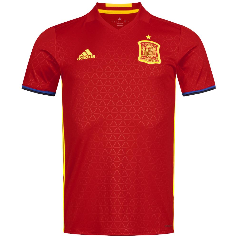 Camiseta de la selección Española de fútbol