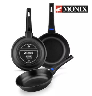 Monix Solid + Aluminio fundido solo 26.9€ (desde España)
