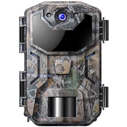 Cámara camuflaje 1080p IP66 (Flash + dto automático)