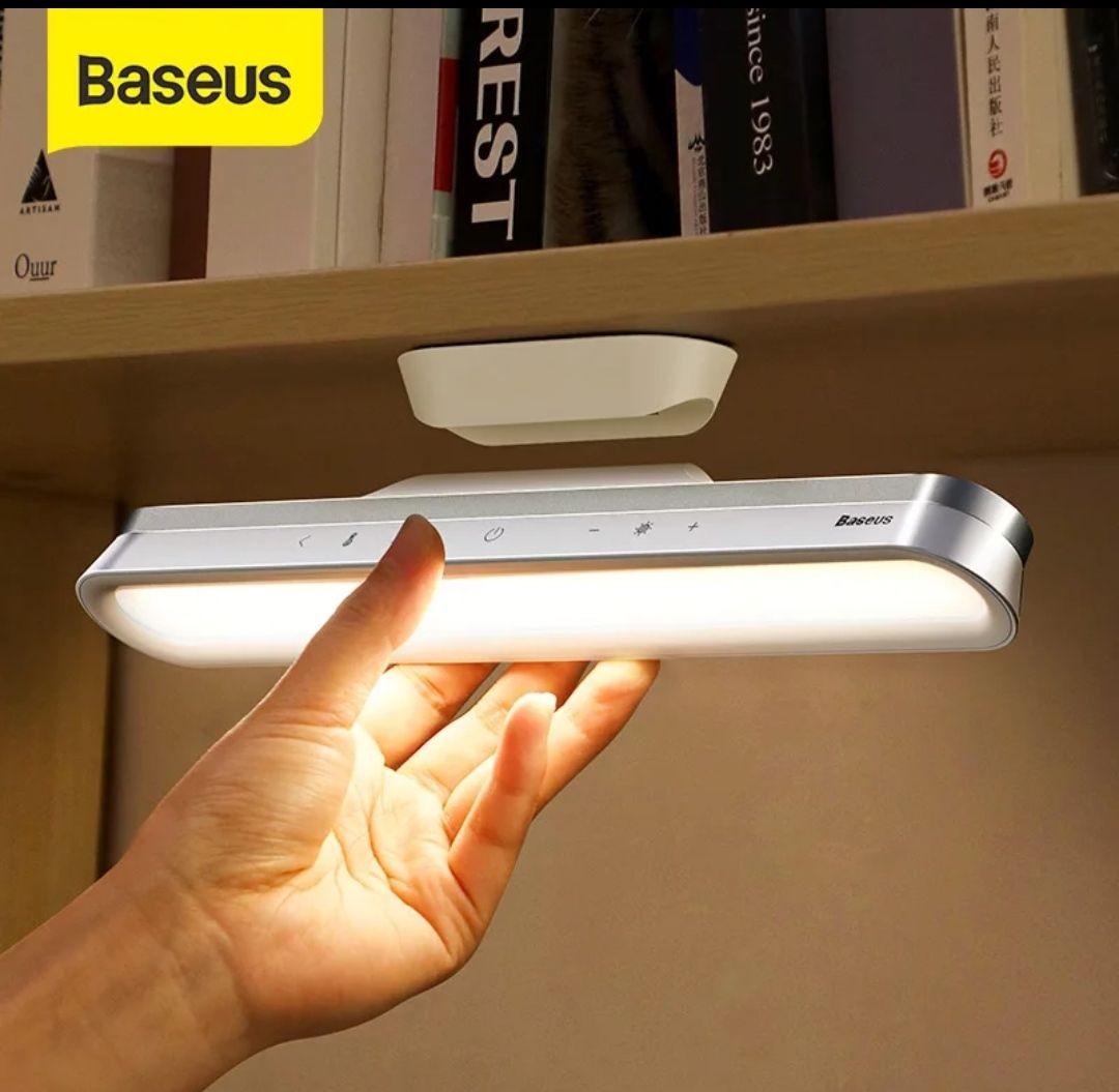 Baseus-Lámpara de escritorio LED magnética