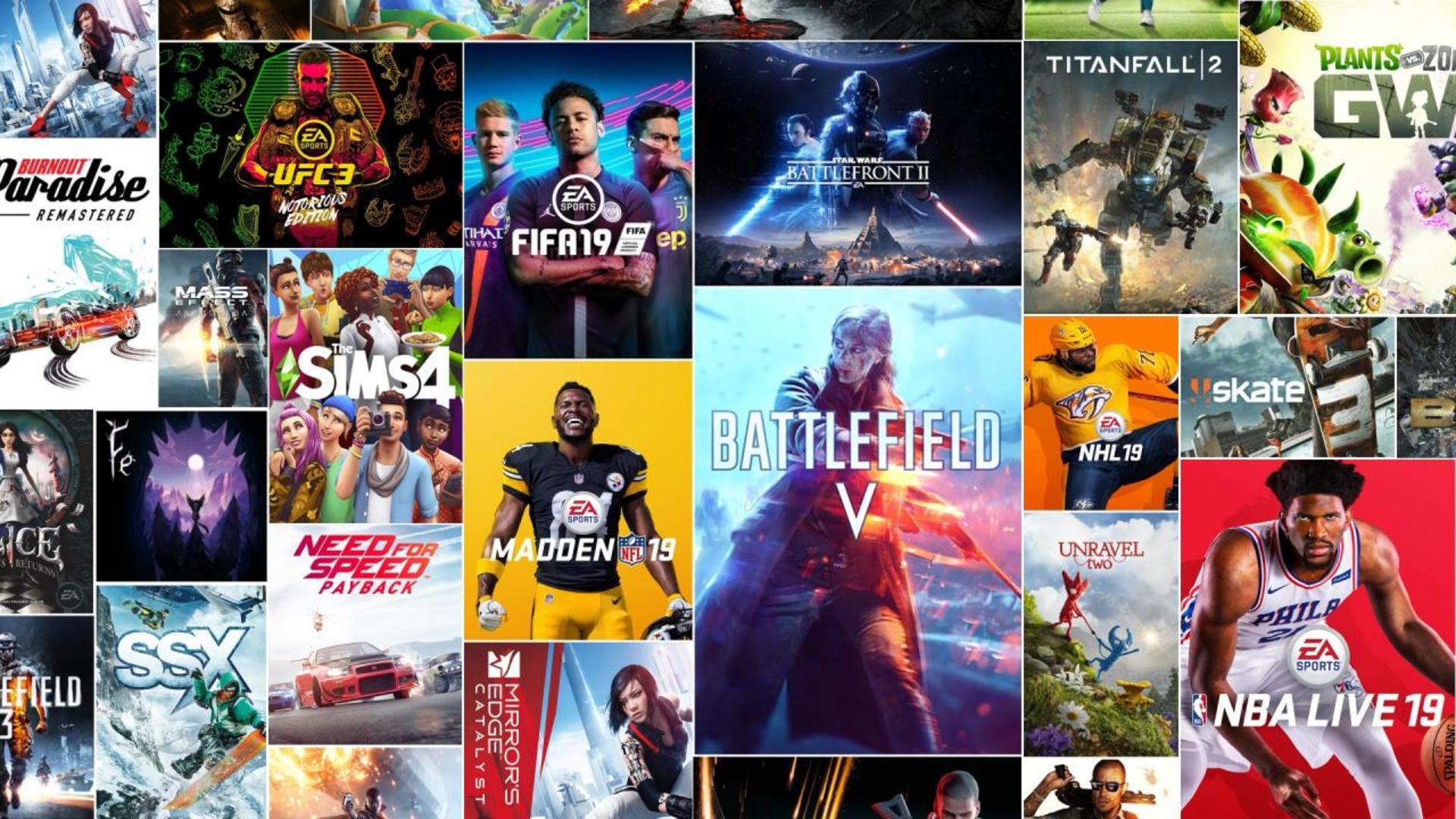 Electronic Arts - Plants vs. Zombies, Battlefield, Titanfall en Oferta en Amazon