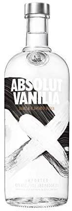 Absolut Vodka Vanilia - 1000 ml