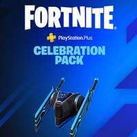 Pack de celebración [Fortnite, PlayStation Plus]