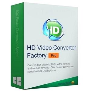 WonderFox HD Video Converter Factory Pro GRATIS