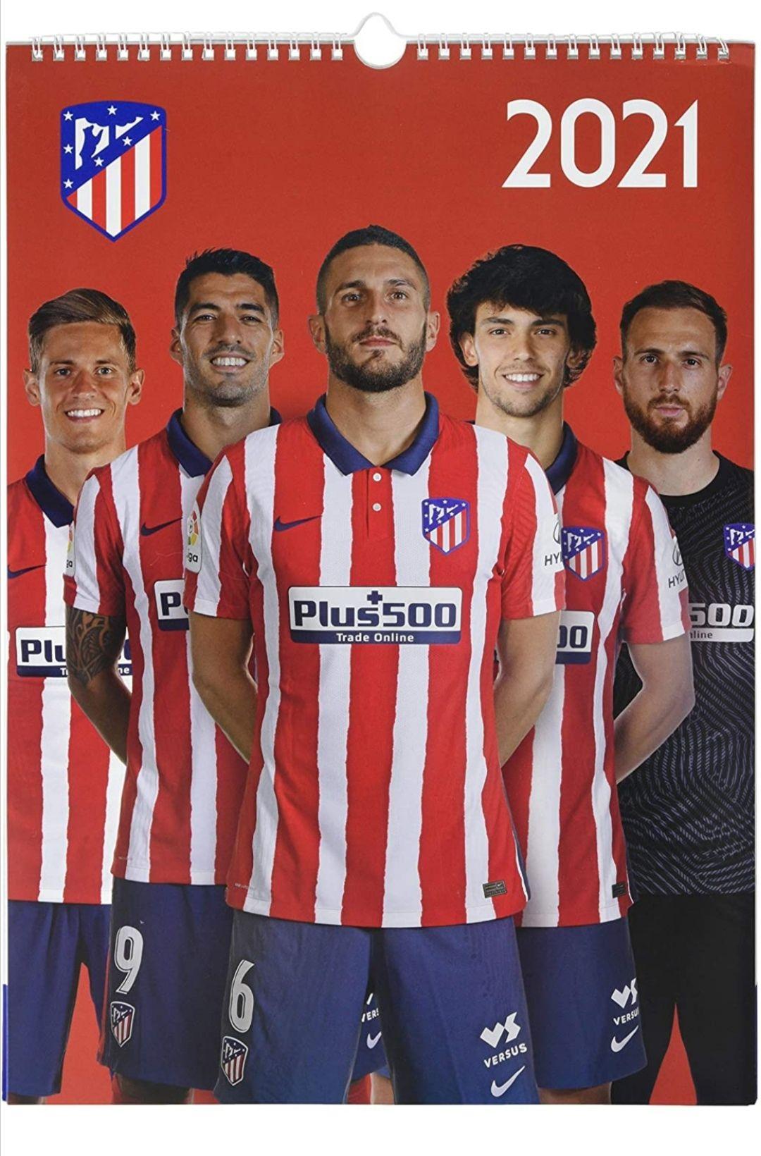 Calendario oficial Atlético de Madrid