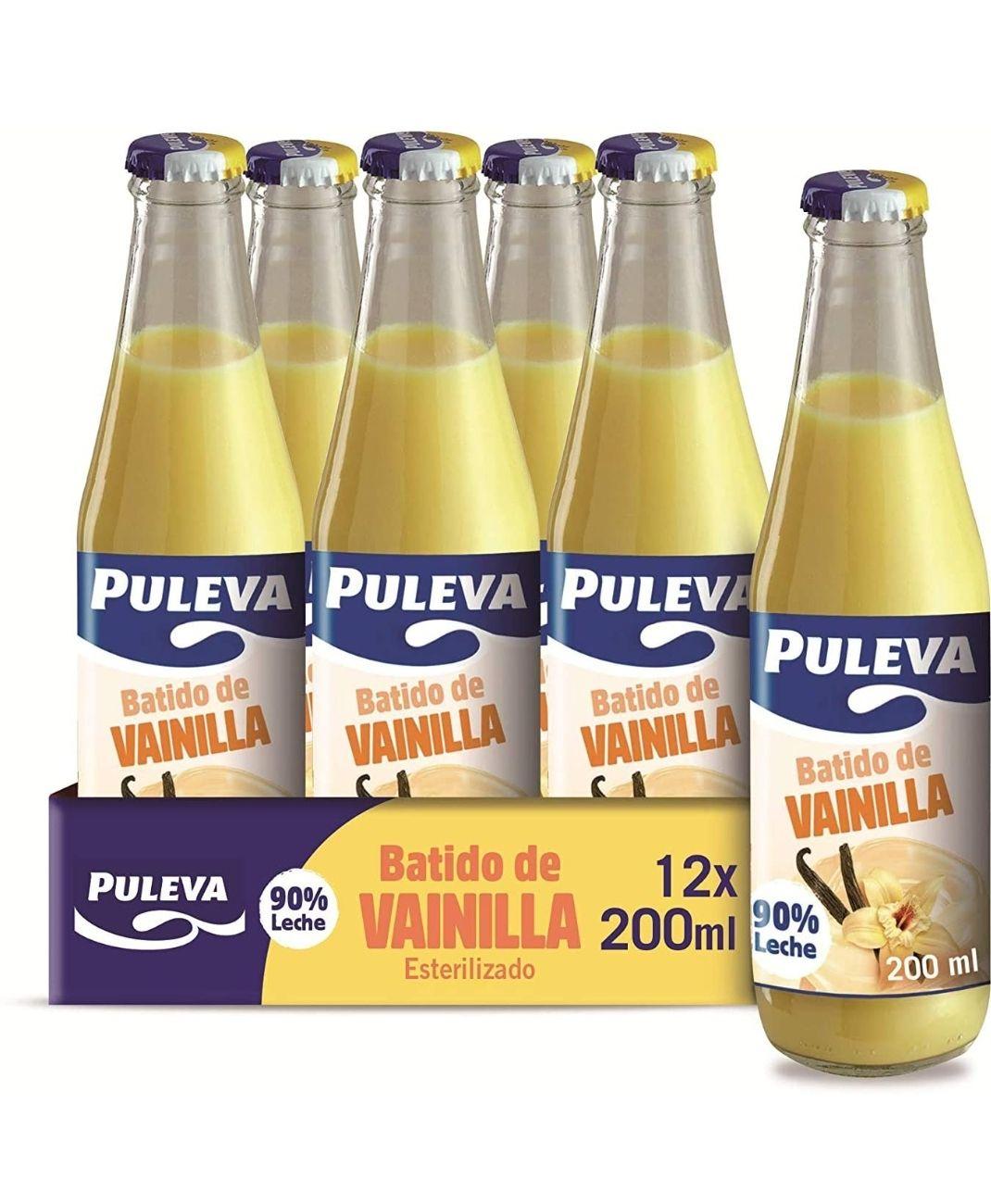 Batido de Vainilla - Caja con 12 botellas (Compra recurrente)