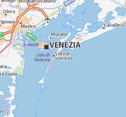 Lido de Venecia 82€/p= 3 noches en hotel y vuelos incluidos
