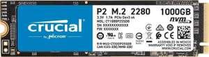 SSD NVMe Crucial P2 1TB