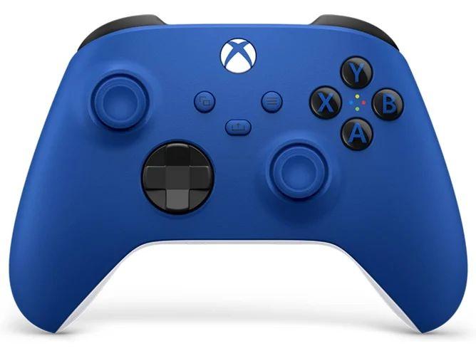 Mando inalámbrico Xbox One para series X Azul (tb en Amazon)