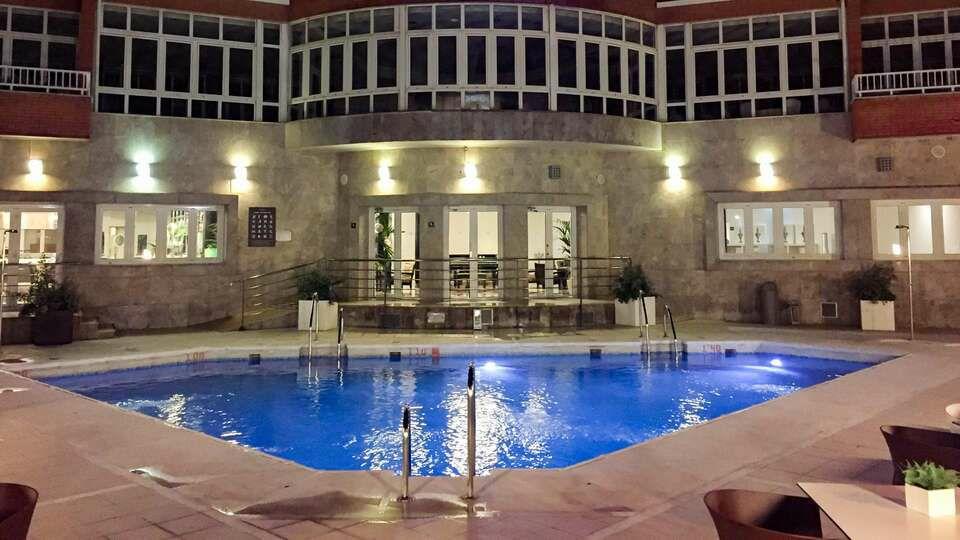 Ohtels Gran Hotel Almería 4* (31€/persona) desayuno incluido Julio y Agosto