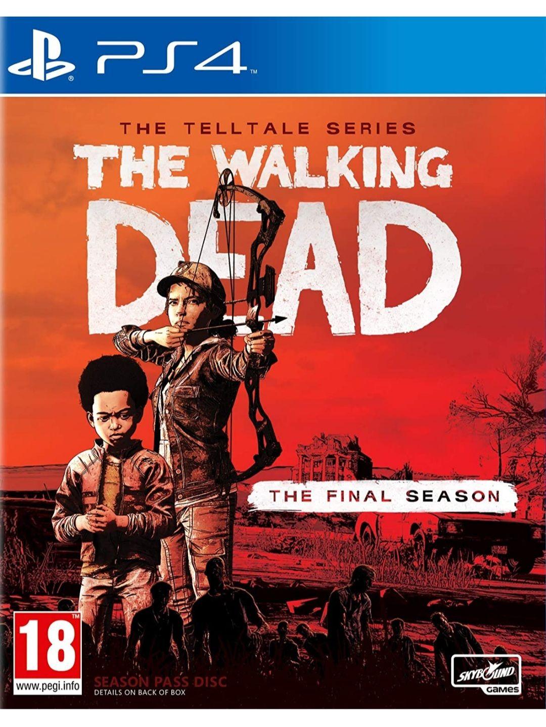 The Walking Dead La Temporada Final (PS4)