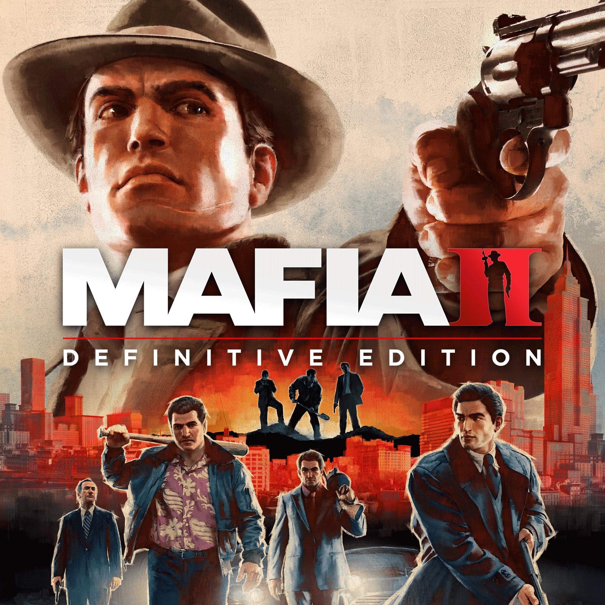 Mafia II: Definitive Edition PS4/PS5 por solo 9€ (Miembros Ps Plus)