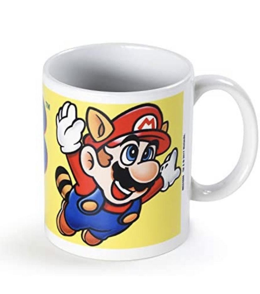 Taza Super Mario Bros. 3, 320 ML