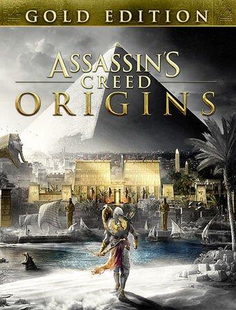 Assassin's Creed Origins Gold (PC - Ubi Connect)