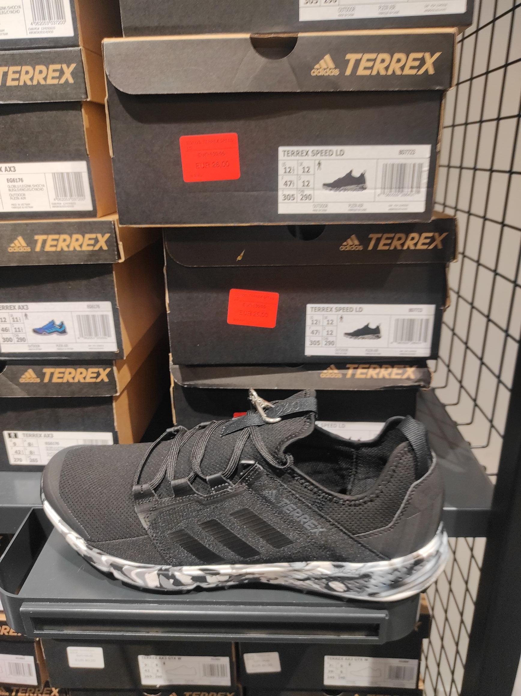 Adidas Terrex Speed LD n° 47 1/3 (Megapark Barakaldo)