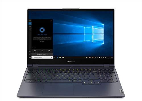 "Lenovo Legion 7 - Portátil Gaming 15.6"" FullHD 240Hz (Intel Core i7-10750H, 16GB RAM, 512GB SSD, GeForce RTX 2080"