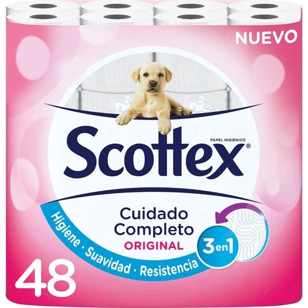 96 Rollos Scottex (2ª Unidad -70%)